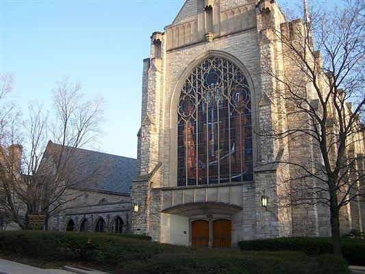 Alice Millar Chapel of Northwester University